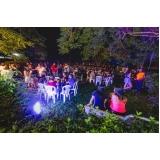 orçamento de espaço festa eventos Parque Peruche