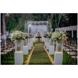 orçamento de espaço para festa de mini wedding Vila Esperança