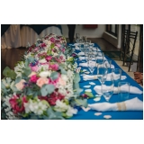 preço de buffet rustico para casamento Aricanduva