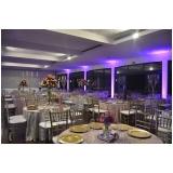 quanto custa buffet para festa de 15 anos Parque São Lucas