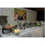 quanto custa buffet para festa de debutante Ponte Rasa