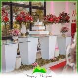 quanto custa espaço para casamento ao ar livre Ermelino Matarazzo