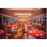 salão de festa com buffet valores Parque Peruche