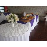 salão de festa para confraternização valores Parque do Carmo