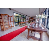 salão de festa rustico valores Vila Marisa Mazzei