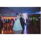 salão para festa de casamento preço Parque São Lucas