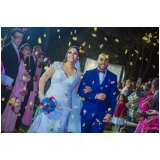salão para festa de casamento rustico Alto do Pari