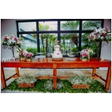 salão para festa rustica casamento Cachoeirinha