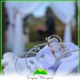 sítio com capela para casamento preço Parque São Lucas
