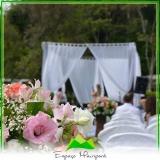 sítio para alugar para casamento Parque Anhembi