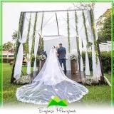 sítio para casamento no campo preço Parque Peruche
