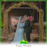 sítios para casamento ao ar livre Belém