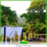 sítios para casamento Água Rasa