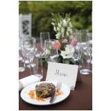 valor de buffet de casamento mini wedding Mooca