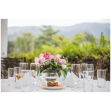 valor de buffet para casamento no aberto Vila Matilde