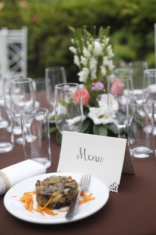 Valor de Buffet de Casamento Mini Wedding Vila Formosa - Buffet de Festa de Casamento